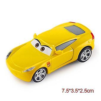 Disney Pixar auto 2 3 giocattoli mcqueen fulmine (Cruz)