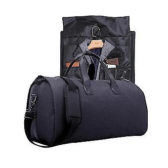 Huacreate旅行衣類は収納バッグをカバーシューズダストハンガーオーガナイザースーツコート服服アクセサリー