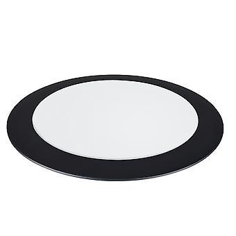 Ufo Plafond Blanc Lumière