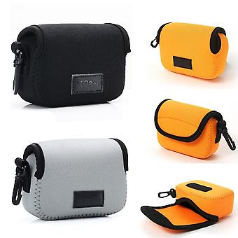 ソニーX3000 As15 As20 AS30 As50 As100 As200 As300 X1000v X1000r Az1ミニポブアクションカングレイ用のカメラソフトケースカバーバッグ
