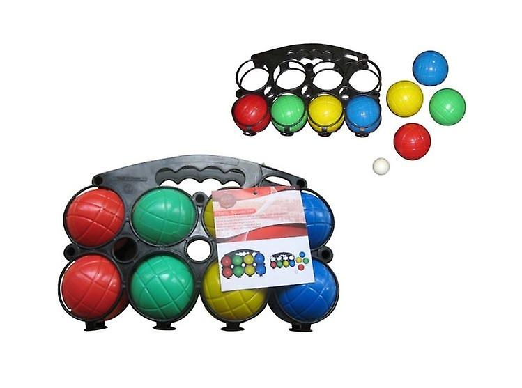 French Garden Plastic Boules Game Set With Plastic Carry Case