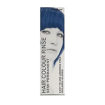 Hiusten väri sininen musta