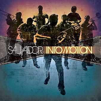 Salvador - Into Motion [CD] USA import