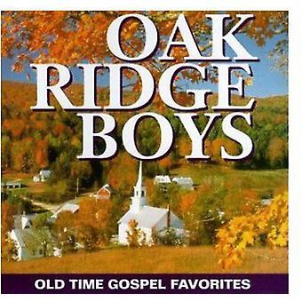 Oak Ridge Boys - oude tijd favorieten [CD] USA importeren
