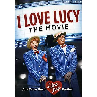 I Love Lucy: The Movie & Other Great Rarities [DVD] USA import