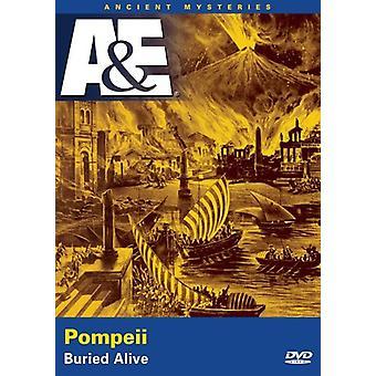 Importación de los E.e.u.u. Pompeya enterrado vivo [DVD]