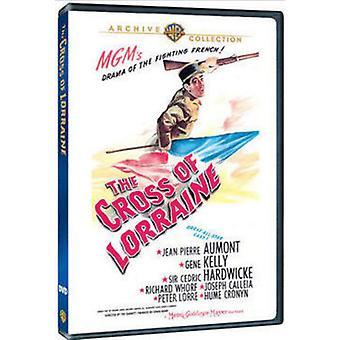 عبور من لورين (1943) [دي في دي] الولايات المتحدة الأمريكية استيراد