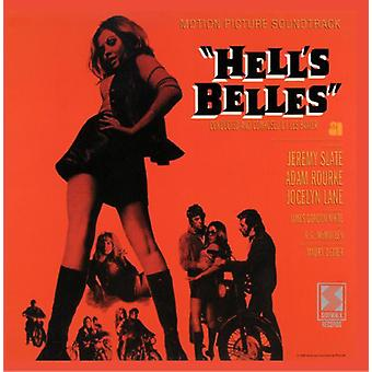 Hell's Belles - Hell's Belles [Motion Picture Soundtrack] [CD] USA import