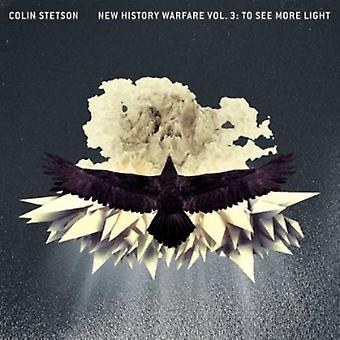 Colin Stetson - Colin Stetson: Vol. 3-New History Warfare: To See More [CD] USA import