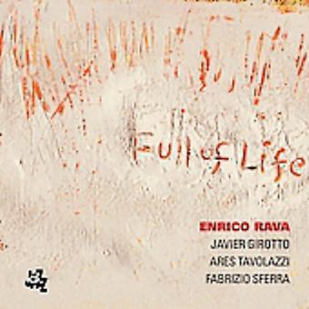 Enrico Rava - Full of Life [CD] USA import