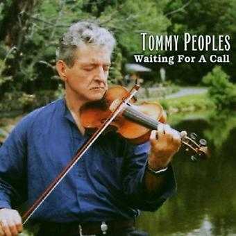 Tommy befolkninger - venter på et opkald [CD] USA import