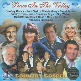 Peace in the Valley - Peace in the Valley [CD] USA import