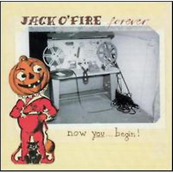 Jack O' Fire - Forever [CD] USA import