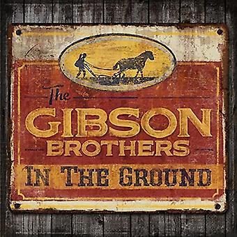 Gibson Brothers - från marken [CD] USA import