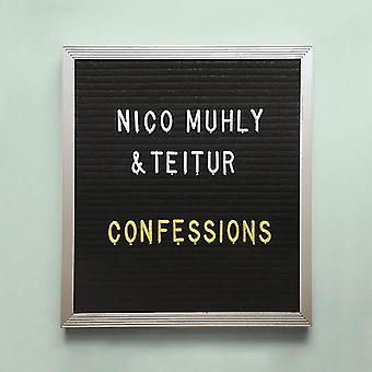 Muhly, Nico / Lassen, Teitur - Confessions [CD] USA import