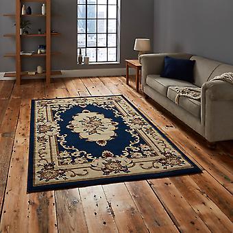 Marrakesch-Teppiche In dunkelblau