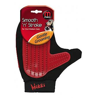 Interpet Limited Smooth & Stroke Dog Grooming Glove