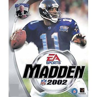 Madden NFL 2002 - Uusi