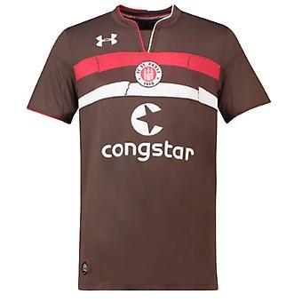 2018-2019 St Pauli Home maglia di calcio