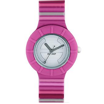 Hip hop watch silicone watch Millerighe small mille rose HWU0342