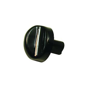 Main Oven Control Knob (Black)
