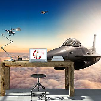 Papier peint - F16 Fighter Jets