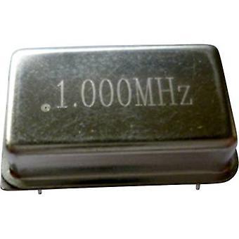 TFT680 10 ميغاهرتز كريستال مذبذب DIP 14 CMOS 10.000 ميغاهرتز 20.7 ملم 13.1 مم 5.3 ملم 1 جهاز كمبيوتر (ق)