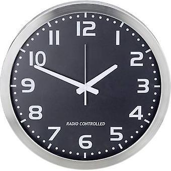ساعة حائط راديو M601508 40 سم الألومنيوم