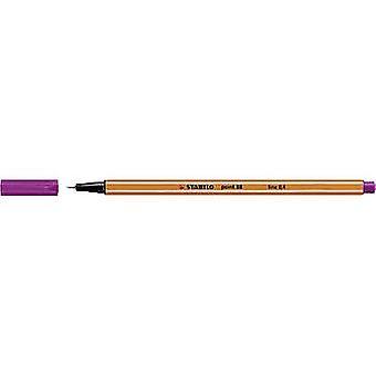 Stabilo 88/58 STABILO point 88 Fineliner Purple 0.4 mm 1 pc(s)