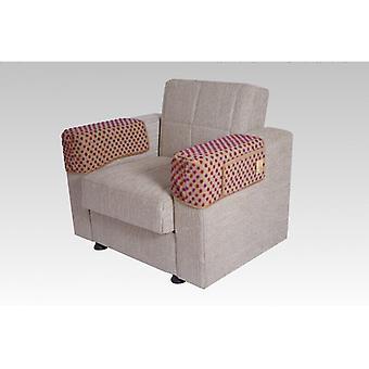 Podłokietnik wygaszacz siedzenia wygaszacz beżowy para 40 x 55 cm 2 kieszenie