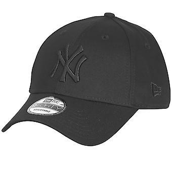 New era 9Forty Cap - MLB New York Yankees black