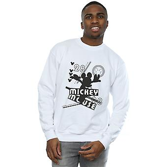 Disney Men's Mickey Mouse Always And Forever Sweatshirt