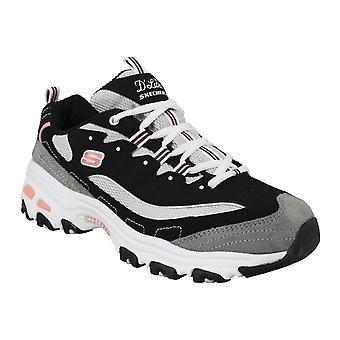 Ralson valiente Skechers 65580BLK universal los zapatos de los hombres del año