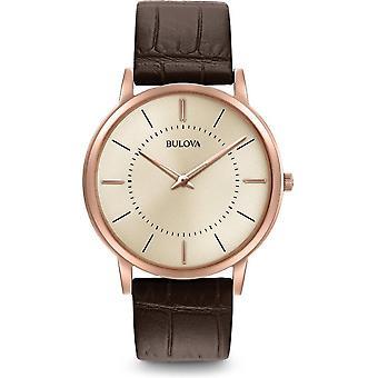 Bulova montre classique 97A126