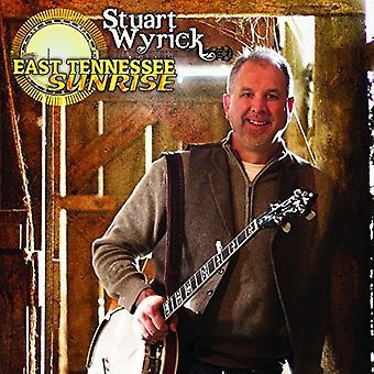 Stuart Wyrick - East Tennessee Sunrise [CD] USA import