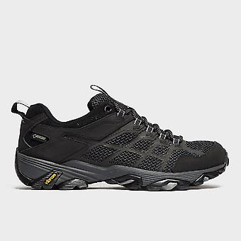 New Merrell Women's Moab FST 2 GORE-TEX® Walking Shoe Black