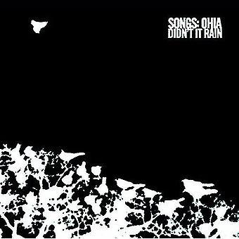 Songs-Ohia - Didn't It Rain [CD] USA import