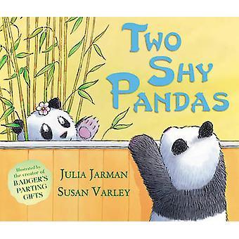 كتاب الباندا خجولة اثنين من جارمن جوليا-فارلي سوزان-9781849397278