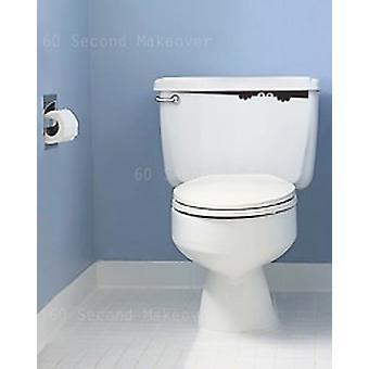 تواليت الوحش المرحاض ملصقا