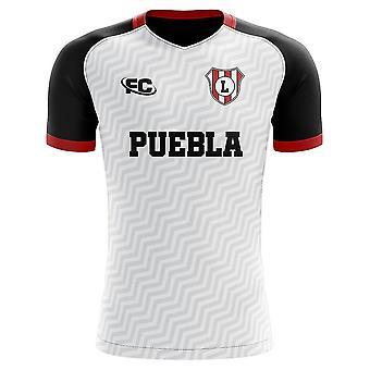 2019-2020 lobos BUAP Home Concept voetbalshirt