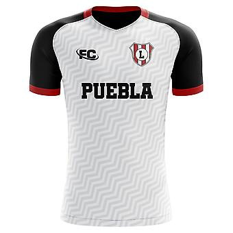 2019-2020 lobos BUAP Hem Concept fotbollströja