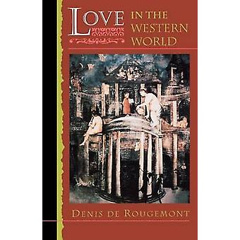 Kärlek i västvärlden av Denis De Rougemont - 9780691013930 Bok