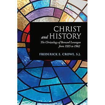 Cristo e a história - a cristologia de Bernard Lonergan, 1935-
