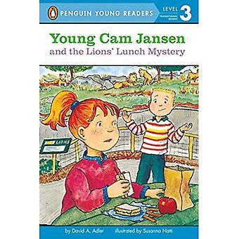 Unge Cam Jansen og Lions' lunsj mysterium