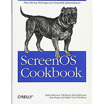 ScreenOS Cookbook