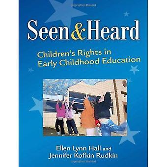 Vu et entendu: les droits de l'enfant dans l'enseignement primaire