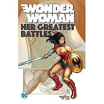 Wonder Woman: Hänen suurimmista taisteluista