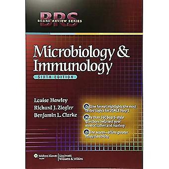 Mikrobiologi och immunologi