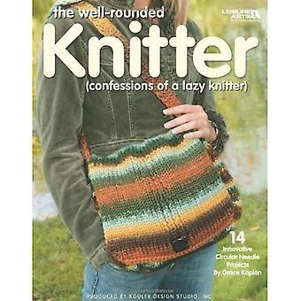 Väl avrundad Knitter, den