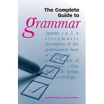 Den komplette guiden til grammatikk